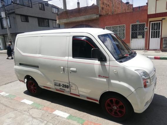 Camioneta Tipo Panel De Carga Placas Publicas
