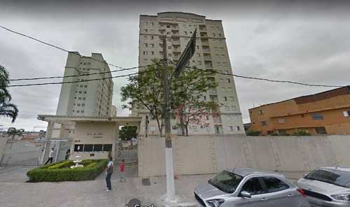 Imagem 1 de 30 de Apartamento Com 2 Dormitórios À Venda, 50 M² Por R$ 318.000,00 - Ponte Rasa - São Paulo/sp - Ap4872
