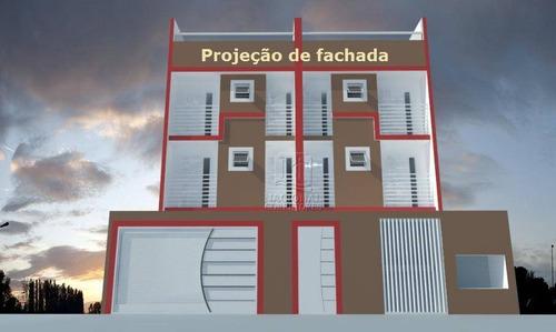 Cobertura Residencial À Venda, Vila Pires, Santo André - Co3329. - Co3329