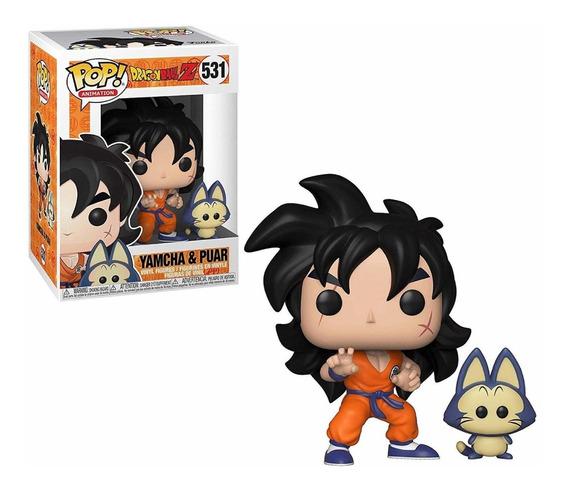 Funko Pop Yamcha Y Puar 531 Dragon Ball