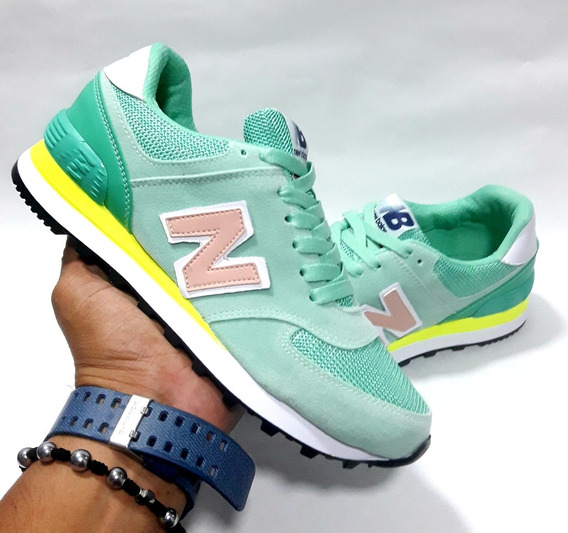 Zapatos New Balance De Dama .....