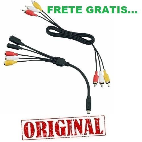 Kit Cabos Original Hero4 Gopro Ancbl-301 - Frete Gratis