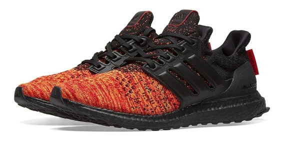 Tenis adidas Game Of Thrones Ultra Boost Targaryen Dragons