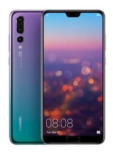 Huawei Celular Libre Huawei P20 Pro Twilight Ds 4g Hua Tdckt