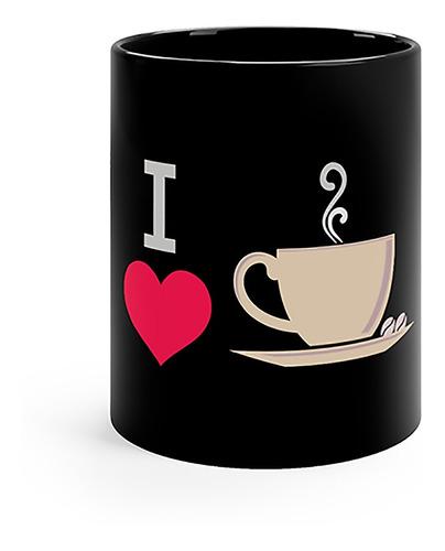 Imagem 1 de 4 de Caneca I Love Coffee