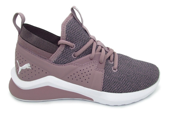 Tenis Puma Emergence Wn´s 192345 03 Elderberry Whit Softfoam