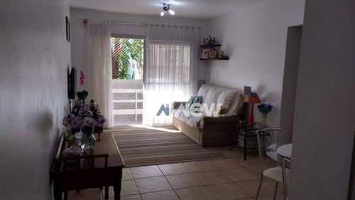 Imagem 1 de 11 de Apartamento Com 3 Dormitórios À Venda, 86 M² Por R$ 280.000,00 - Vila  Rosa - Novo Hamburgo/rs - Ap2766
