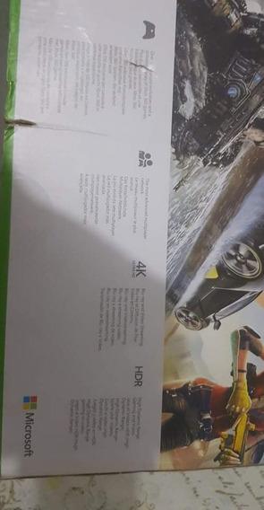 Console Xbox One S 500 Gb Microsoft 4k Hdr
