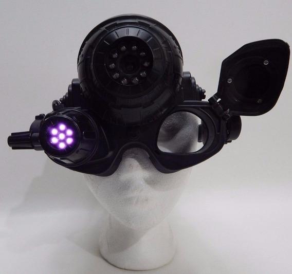 Binóculo Visão Noturna Infravermelho Com Suporte De Cabeça