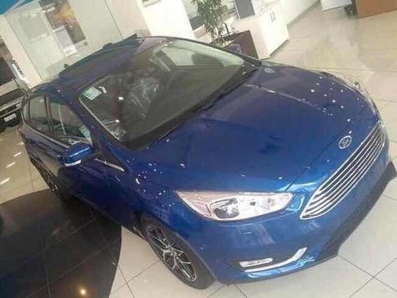 Ford Focus 2.0 Titanium Flex Plus Powershift 5p 2019