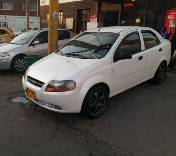 Chevrolet Aveo Aveo Sadan 1.6 Aa