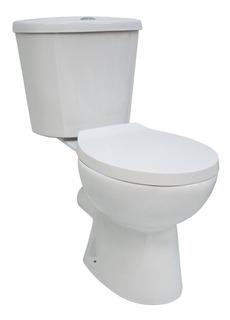 Wc/sanitario Salida Horizontal C/asiento- Despacho Gratis