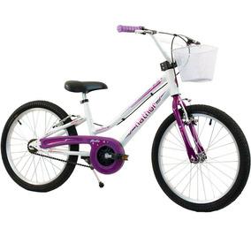Bicicleta Nathor Bella Aro 20 Alumínio