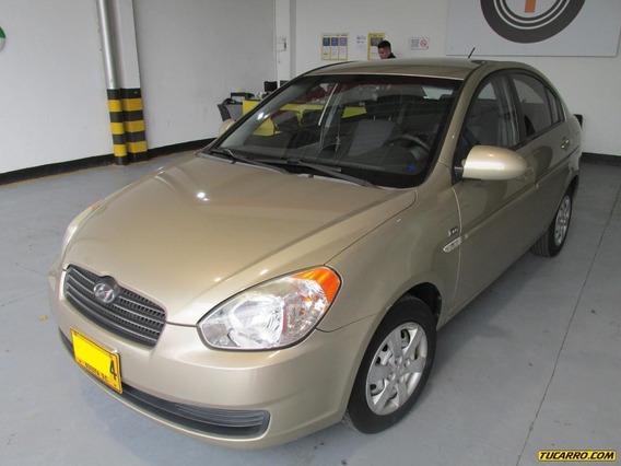 Hyundai Accent Vision Gls