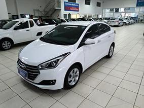 Hyundai Hb20s 1.6 Premium Flex Aut. 4p Branco