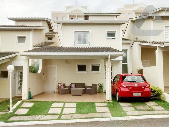 Casa Com 3 Dormitórios À Venda, 150 M² Por R$ 650.000,00 - Condomínio Vizzon Ville - Sorocaba/sp - Ca1499
