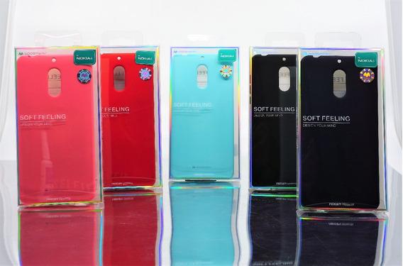 Funda Nokia 6 Mercury Goospery Soft Feeling