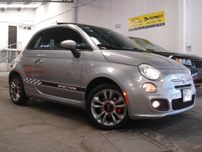 Fiat 500 Sporting Automático Qc Bluetooth Factura De Agencia