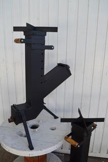 Estufa De Leña Ecoeficiente Tipo Rocket
