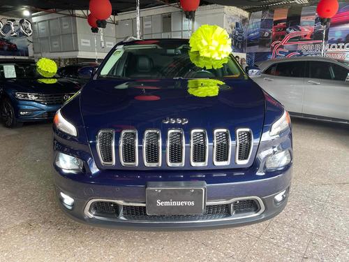 Imagen 1 de 15 de Jeep Cherokee 2014 2.4 Limited Premium Plus