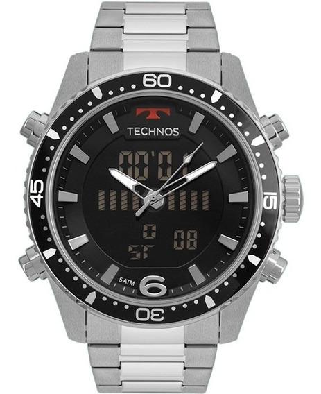 Relógio Technos Masculino Bjk203aac/1p