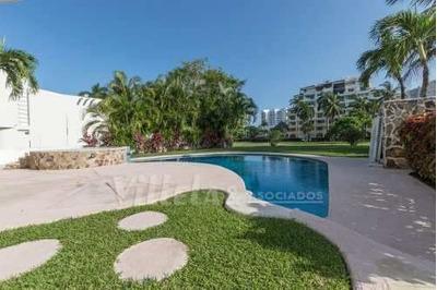 Casa En Venta En Acapulco Condominio Xel Ha