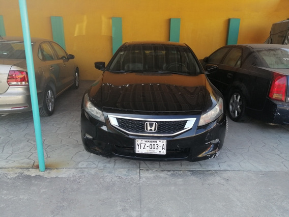 Honda Accord 3.5 Ex Coupe V6 Piel Abs Qc Cd At 2009