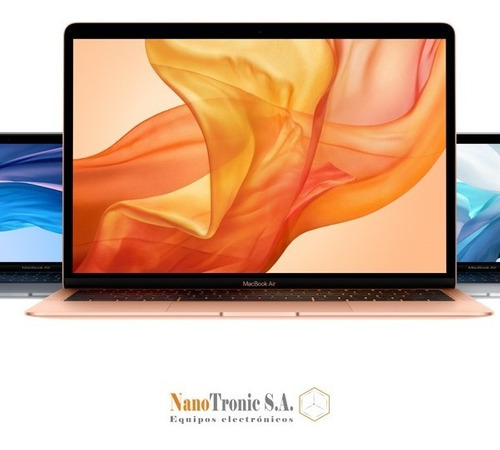 Macbook Air 2020 Chip M1 256gb / 512gb 8gb 13.3  Incluye Iva