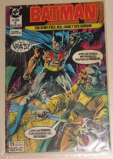 Comic Batman En Español