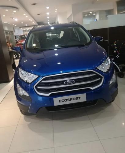 Ford Ecosport Se Adjudicada 100%  Anticipo $524.900 Y Cuotas