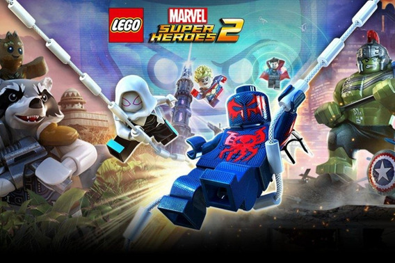 Lego Marvel Super Heroes 2 Deluxe Edition Steam Cd Key Br
