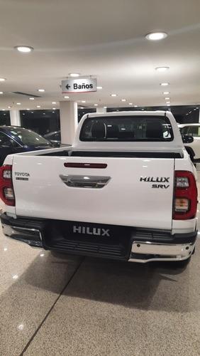 Toyota Hilux 2021 2.8 Cd Srv 177cv 4x4