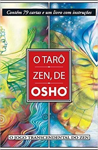 O Tarô Zen De Osho - Contém 79 Cartas E Um Livro Instruçoes