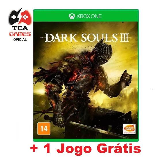 Dark Souls 3 Xbox One Mídia Digital