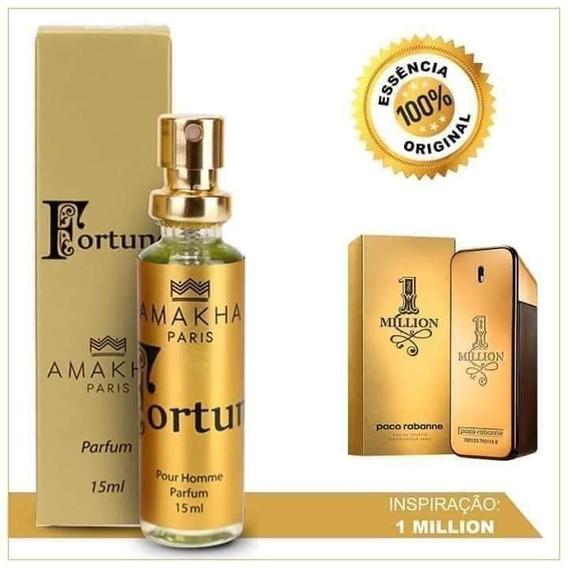 100 Perfumes Para Revenda Amakha Paris 33% De Essência