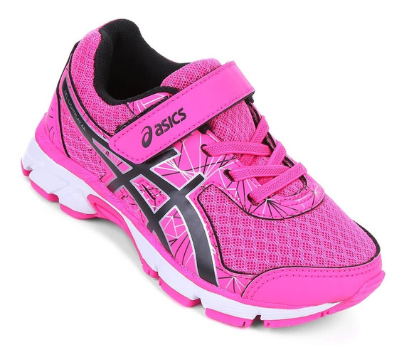 Tênis Asics Gel Light Play 4 A Ps Infantil Feminino Pink