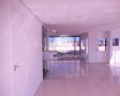 Sala Comercial Cobertura Para Venda E Locação Na Av. Barão De Itapura Em Campinas - Sa00151 - 32152047