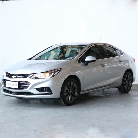 Chevrolet Cruze Ii 1.4 Sedan Ltz At - 20477 - C