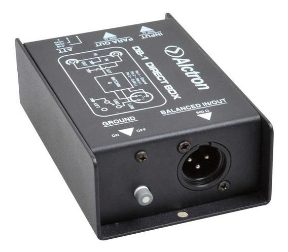 Direct Box Passivo Db-01 Turbo