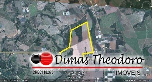 Área 900.000 M² - Jaguariuna - Campinas - Fte Rodovia - 681