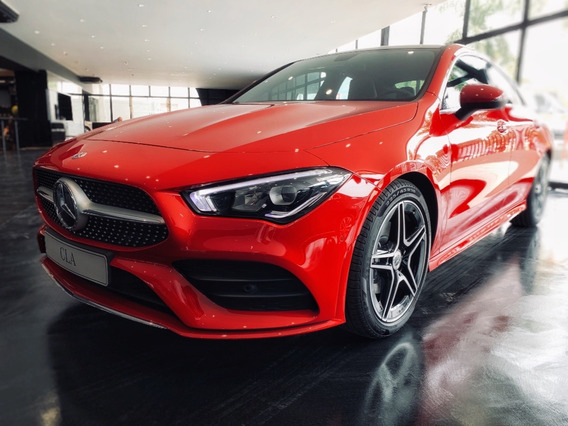 Mercedes Benz Cla Amg Line Rojo 4*2 At 2020 - 0km