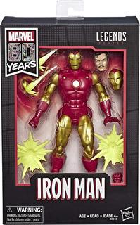 Marvel Legends 80th Anniversary Iron Man 6-inch