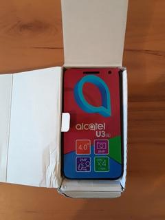 Telefono Alcatel U3. Nuevo 60 Verdes