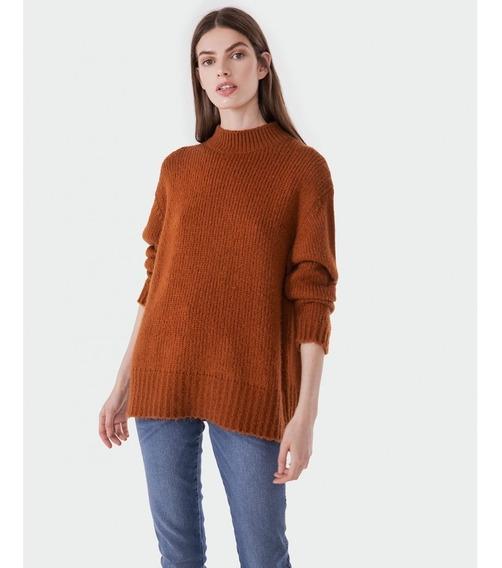 Sweater Kosiuko Aqua Jersey Ladrillo