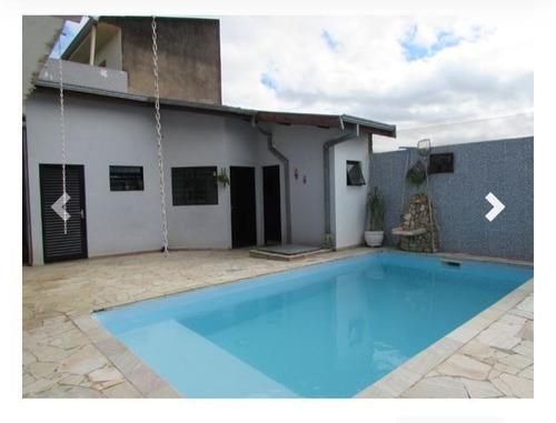 Casa À Venda, 233 M² Por R$ 600.000,00 - Jardim São Roque - Americana/sp - Ca0859