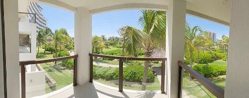 Cad La Isla Torre Bali 202. Terraza Con Vista Al Mar