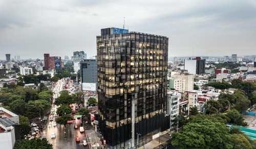 Edificio Corporativo Insurgentes Sur. Alcaldía Cuauhtémoc