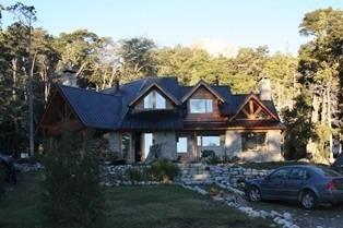 Cabaña De Alquiler Turistico En Huemul Para 12 Personas, Villa La Angostura