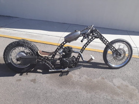 Chopper, Rat Rod, Italika, 250cc, Hot Rod, Única