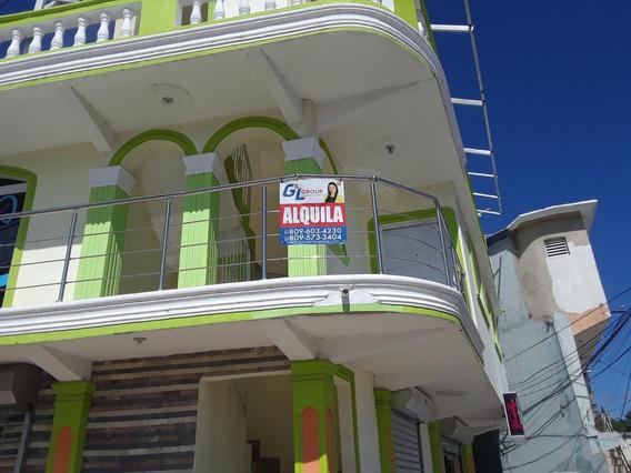 Apartamento En Alquiler Despradel, La Vega